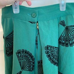 Modcloth Skirts - Bettie page circle skirt